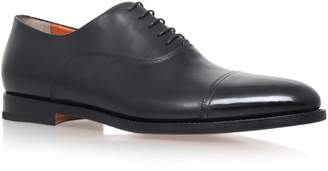 Santoni Wilson Oxford Shoes