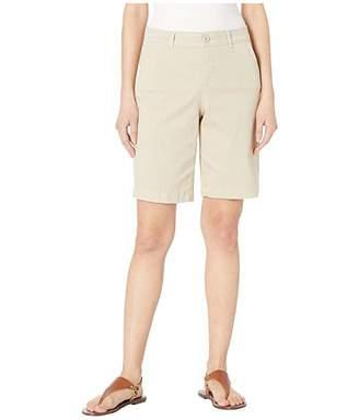 NYDJ Petite Petite Bermuda Shorts in Feather