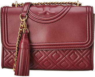 Tory Burch Fleming Leather Shoulder Bag