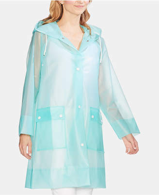 Vince Camuto Clear Raincoat
