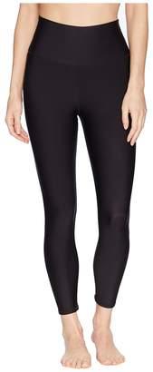 Alo Tech Lift High-Waist Airbrush Capris Women's Casual Pants