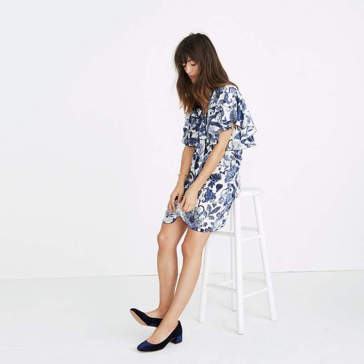 Karen Walker® Silk Pandores Tie Dress