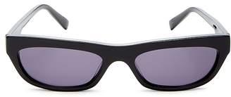 KENDALL + KYLIE Women's Courtney Cat Eye Sunglasses, 53mm