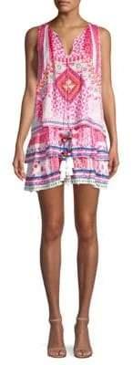DAY Birger et Mikkelsen Hemant & Nandita Aztec-Print Dress