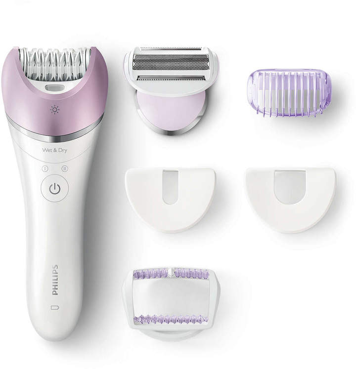 PHILIPS Philips BRE630/50 Satinelle Advanced Wet and Dry Epilator