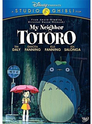 "Disney's ""My Neighbor Totoro"" Widescreen Special Edition 2-Disc DVD Set"