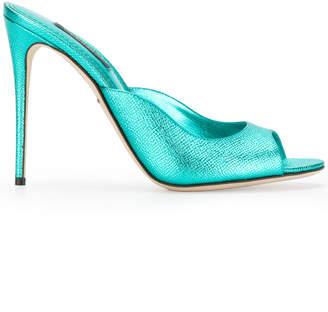 Dolce & Gabbana slip on stilettos
