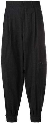 Giorgio Armani wide-leg trousers