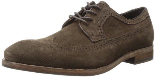 John Varvatos Men's Dearborn NYC Vintage Boot,Dark Brown,9.5 M US