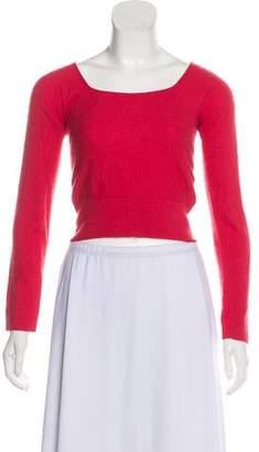 Giorgio Armani Cashmere-Blend Sweater