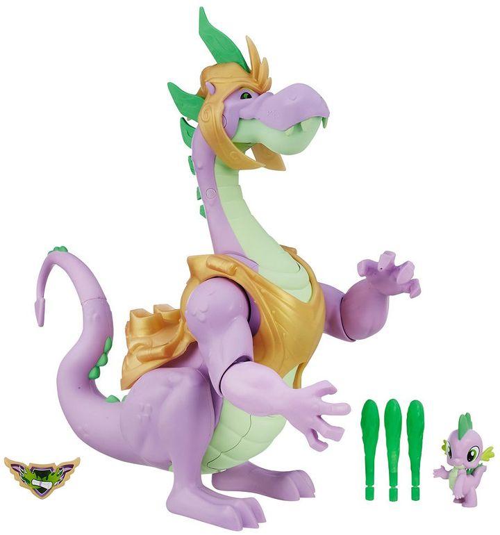 Hasbro My Little Pony Guardians of Harmony Spike the Dragon by Hasbro