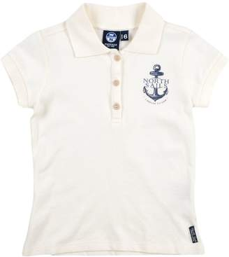 North Sails T-shirts - Item 12161691KE