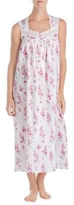 Eileen West Cotton Lawn Ballet Nightgown