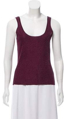 Protagonist Sleeveless Textured Top