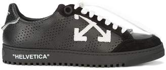 Off-White Helvetica sneakers