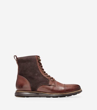 Cole Haan Men's ØriginalGrand Cap Toe Boot