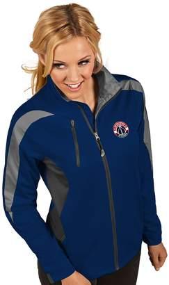 Antigua Women's Washington Wizards Discover Full Zip Jacket