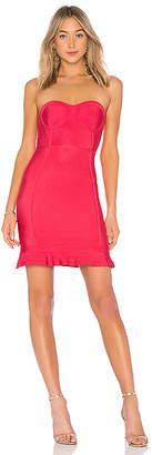 by the way. Gemma Ruffle Bandage Dress