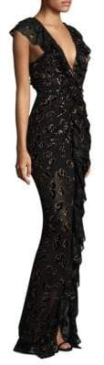 Alice McCall Off Duty Ruched Gown