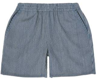 Bonton Sale - Imperial Striped Shorts