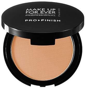 Make Up For Ever Pro Finish Multi Use Powder Foundation - # 155 Honey