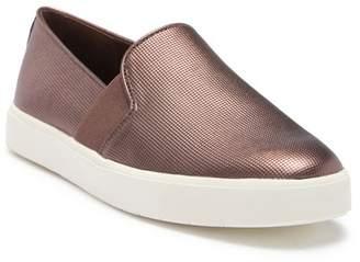 Vince Blair 12 Leather Slip-On Sneaker