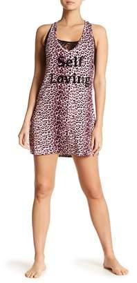 Couture Curvy Self Loving Sleep Tank & Lace Bralette 2-Piece Set