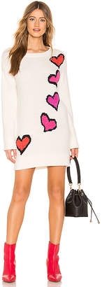 Lovers + Friends Heart Stopper Sweater