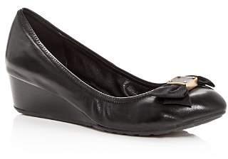 b623b4f9f36 Cole Haan Women s Tali Leather Demi-Wedge Pumps