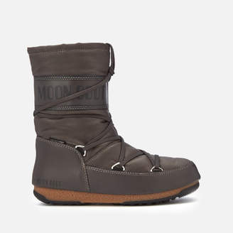 Moon Boot Women's Soft Shade Mid Waterproof Boots