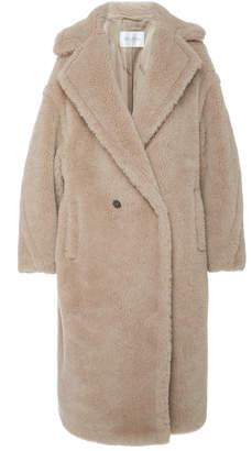 Max Mara Ginnata Alpaca Wool Coat