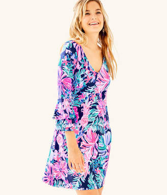 Lilly Pulitzer Raina Fit And Flare Dress