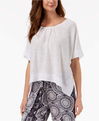 Style&Co. Style & Co Poncho Top, Created for Macy's