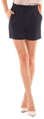 Dex/Black Tape Pull On Shorts