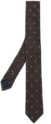 Eleventy spotted tie