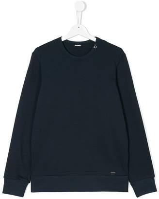 Diesel Teen Sitro sweatshirt