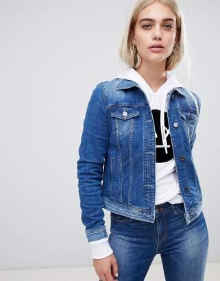Armani Exchange denim jacket