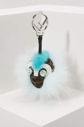 Fendi Space Monkey bag charm