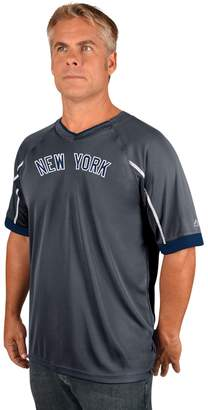 Majestic Men's New York Yankees Intense V-Neck Top