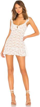 Majorelle Sunbeams Dress