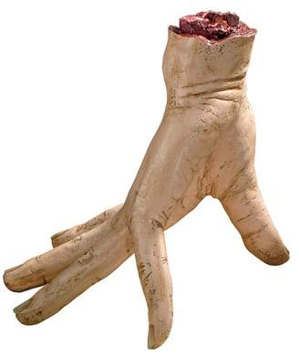 Toscano Design A Helping Hand Zombie Appendage Statue