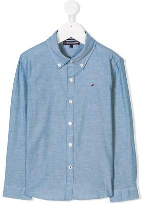 Tommy Hilfiger Junior button-down shirt