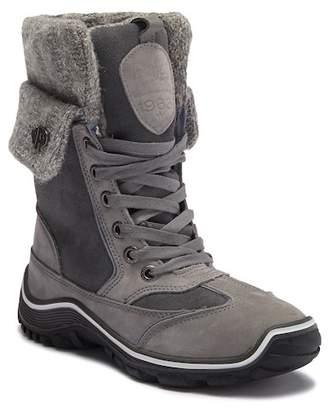 Pajar Ava Faux Wool Cuff Boot