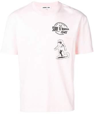 McQ Surf o Rama pocket T-shirt