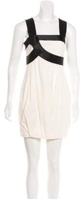 Robert Rodriguez Sleeveless Mini Dress