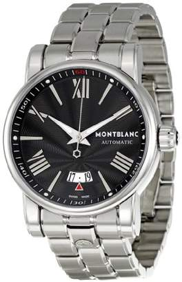 Montblanc Men's 'Star' Automatic Stainless Steel Dress Watch