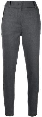 Pinko cropped slim trousers