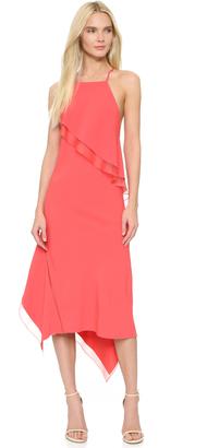 Jason Wu Cady Ruffle Slip Dress $1,795 thestylecure.com