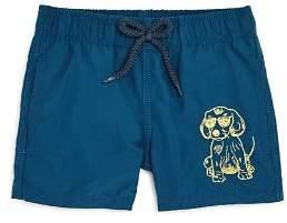 Vilebrequin Boys' Jim Puppy Swim Trunks - Little Kid
