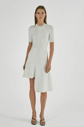 Yigal Azrouel Deconstructed Knit Dress